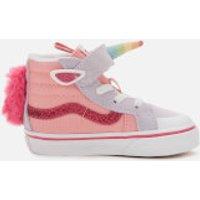Vans Toddler's Unicorn Sk8-Hi Reissue Trainers - Pink Icing - UK 9 Toddler