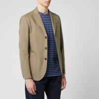 Oliver Spencer Men's Solms Jacket - Tobacco - 36/S