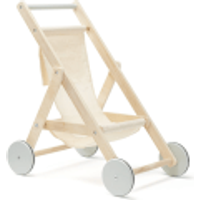 Kids Concept Wooden Stroller