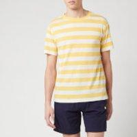 Armor Lux Men's Striped T-Shirt - Blandeur/Nature - L
