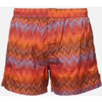 Missoni Men's Zig Zag Swim Shorts - Multi - L