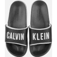 Calvin Klein Women's Slide Sandals - Black - UK 6/7