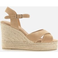 Castaner Women's Blaudell Wedged Espadrille Sandals - Tostado - UK 7