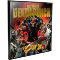 Image of Five Finger Death Punch - Got Your Six Crystal Clear Pictures Wall Art