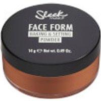 Sleek MakeUP Face Form Baking and Setting Powder - Deep