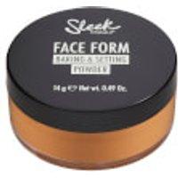 Sleek MakeUP Face Form Baking and Setting Powder - Medium
