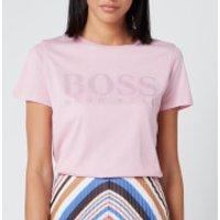 BOSS Hugo Boss Women's Temellow T-Shirt - Light Purple - L