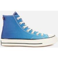 Converse Chuck Taylor '70 Hi-Top Trainers - Royal Blue/Capri/White - UK 3