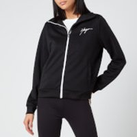 HUGO Womens Naninia Track Jacket - Black - XS