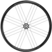 Campagnolo Bora WTO 33 Carbon Clincher Disc Brake Front Wheel - Dark Label