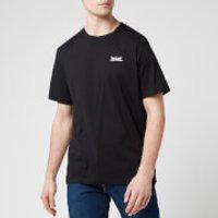 Levi's Men's 2 Horse Logo T-Shirt - Mineral Black - L
