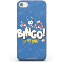 Jurassic Park Bingo Dino DNA Phone Case for iPhone and Android - Samsung Note 8 - Tough Case - Gloss - Bingo Gifts