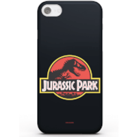 Jurassic Park Logo Phone Case for iPhone and Android - iPhone 8 Plus - Tough Case - Matte