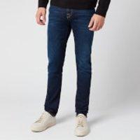 Tramarossa Men's Leonardo Slim 5 Pocket Jeans - 6 Months - W30