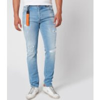 Tramarossa Men's Lenny 2020 Ripped Jeans - Blue - W34