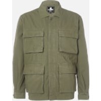 Edwin Men's Survival Jacket - Military Green - S