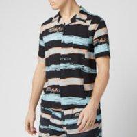 Edwin Men's Resort Shirt - Okinawa Surf Club - L
