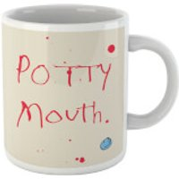 Poet and Painter Potty Mouth Mug - Potty Gifts