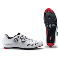 Northwave Extreme GT 2 Carbon Road Shoes - EU 45 - White