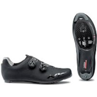 Northwave Revolution Carbon Road Cycling Shoes - EU 43 - Black