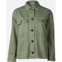 Whistles Womens Ultimate Utility Jacket - Khaki - UK 16