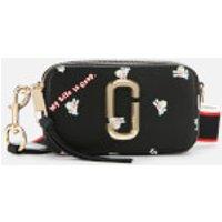 Marc Jacobs Women's Snapshot Magda Archer Camera Bag - Black