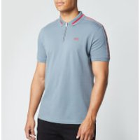 HUGO Men's Dolmar203 Polo Shirt - Dark Grey - M