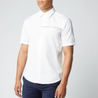 HUGO Men's Ermino Shirt - Open White - S