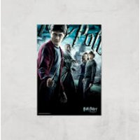 Harry Potter and the Half-Blood Prince Giclee Art Print - A2 - Print Only