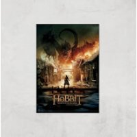 The Hobbit: Battle Of The Five Armies Giclee Art Print - A2 - Print Only - Hobbit Gifts