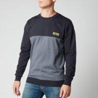 BOSS Men's Tracksuit Sweatshirt - Blue - M