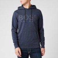 BOSS Men's Weztand Hoodie - Dark Blue - L