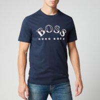 BOSS Men's Tee 1 T-Shirt - Navy - S