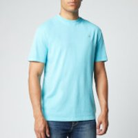Tommy Jeans Men's Sunfaded Wash T-Shirt - Chlorine Blue - L
