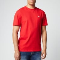 Tommy Jeans Men's Tommy Classics T-Shirt - Deep Crimson - XL
