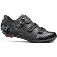 Sidi Alba 2 Road Shoes - EU 45 - BLACK/BLACK