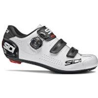 Sidi Alba 2 Road Shoes - EU 45 - White/Black