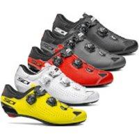 Sidi Genius 10 Road Shoes - EU 46 - Black/Grey