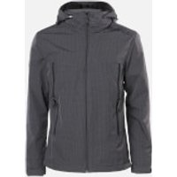 Superdry Men's Altitude Hiker Jacket - Black Check - S