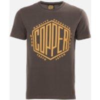 Superdry Men's Copper Label T-Shirt - Vintage Black - XXL