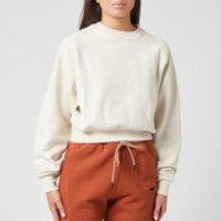 Reebok X Victoria Beckham Women's Sweatshirt - Desert Brown - L
