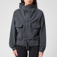Reebok X Victoria Beckham Women's Blouson Jacket - Grey - M
