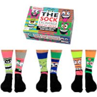 United Oddsocks Men's Out Of Office Socks Gift Set - Office Gifts