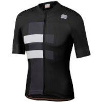 Sportful Bold Jersey - S - Black/White