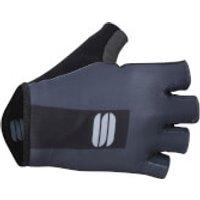 Sportful BodyFit Pro Gloves - S - Anthracite/Black