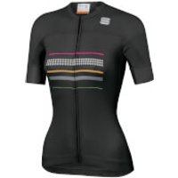 Sportful Women's Diva Jersey - XS - Black