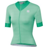 Sportful Women's Kelly Jersey - XS - Acqua Green