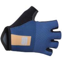 Sportful Women's Diva Gloves - S - Blue Twilight
