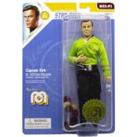 Mego Star Trek - Capt. Kirk - Green Shirt & Tribbles 8 Inch Action Figure