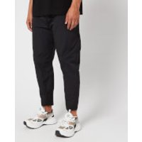 White Mountaineering Men's Easy Tapered Pants - Black - M